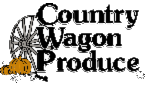 Country Wagon Produce logo